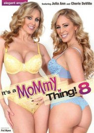 It's A Mommy Thing 8 DVD Image from Elegant Angel.