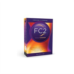 Reality Female Condom 3 Pack image
