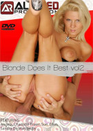 Blonde Does It Best Vol. 2 Porn Video
