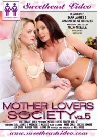 Mother Lovers Society Vol. 5 Porn Movie