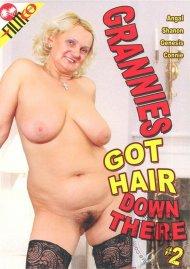 Grannies Got Hair Down There #2 Porn Movie