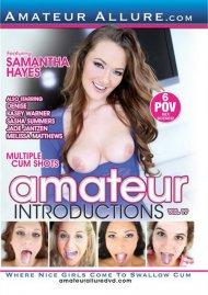 Amateur Introductions Vol. 19 Porn Movie