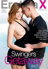 Swingers Getaway Vol. 1 DVD Image from EroticaX.