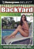 Backyard Amateurs #15 Porn Movie