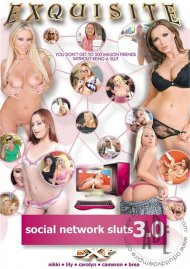Social Network Sluts 3.0 Porn Movie