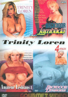 Trinity Loren 4-Pack Porn Movie