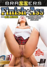 Finish In My Ass DVD porn movie from Brazzers.