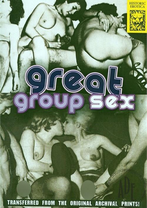 Great Group Sex Historic Erotica 2009