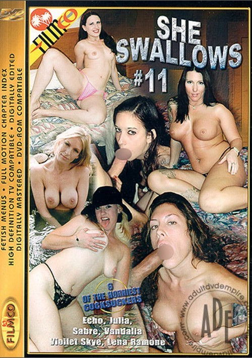 She Swallows #11 FilmCo Cumshots Mar 02 2004