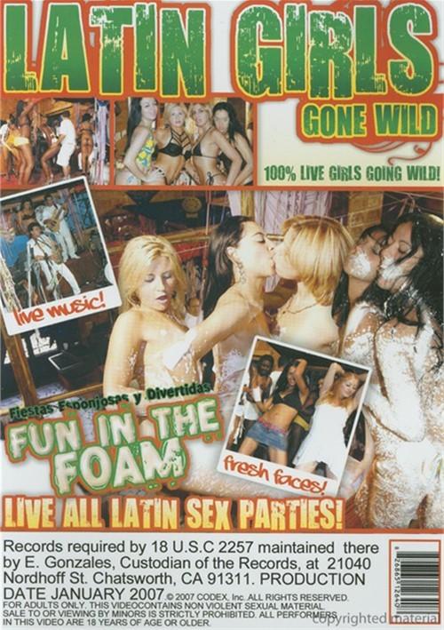 Wild Latin Porn 50