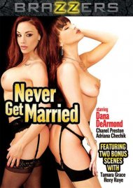 Never Get Married DVD Image from Brazzers.