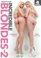 Incredible Blondes Vol. 2 Porn Video
