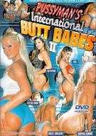 Pussyman's International Butt Babes 2 Porn Video