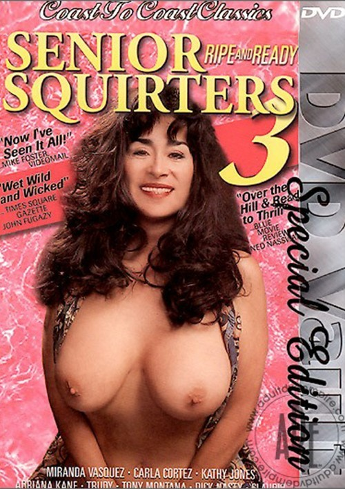 Senior Squirters 3 Kathy Jones Carla Cortez 1997