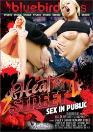 Heat On The Street: Sex In Public Porn Video