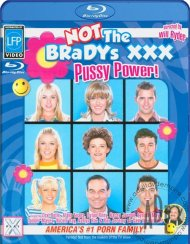 Not The Bradys XXX: Pussy Power Blu-ray