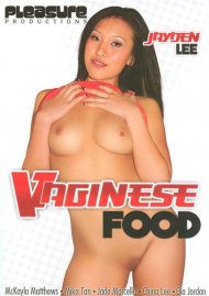 Vaginese Food Porn Video