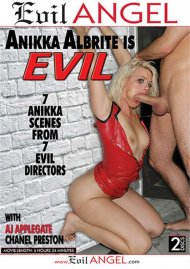 Anikka Albrite Is Evil Porn Video