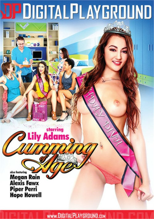 Cumming Of Age 18+ Teens 2017 Feature