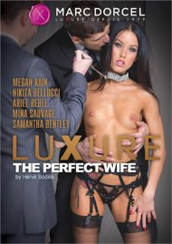 Luxure: The Perfect Wife HD porn video from Marc Dorcel.