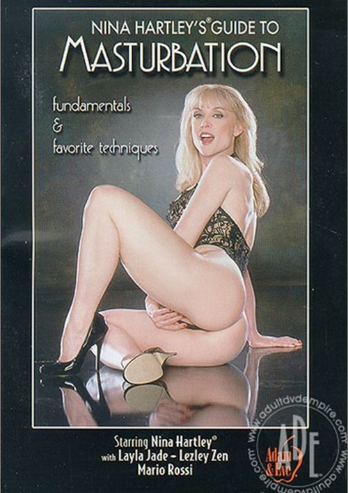 Nina Hartley's Guide to Masturbation image