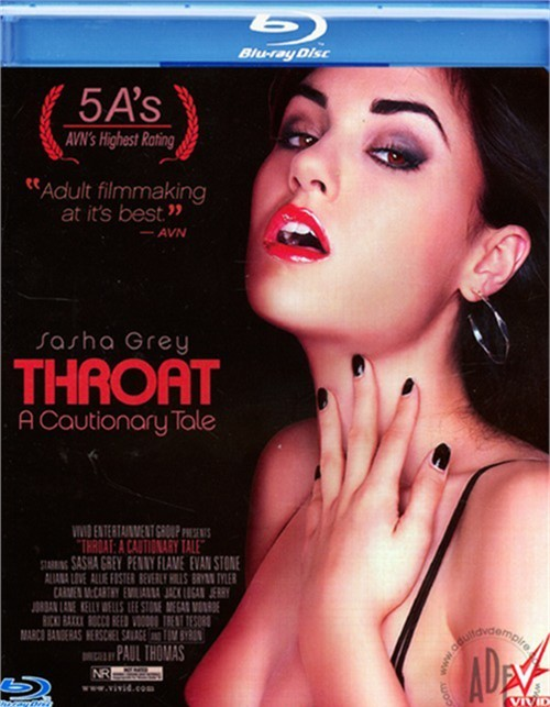 Throat: A Cautionary Tale image