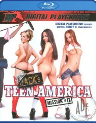 Teen America: Mission #12 Blu-ray