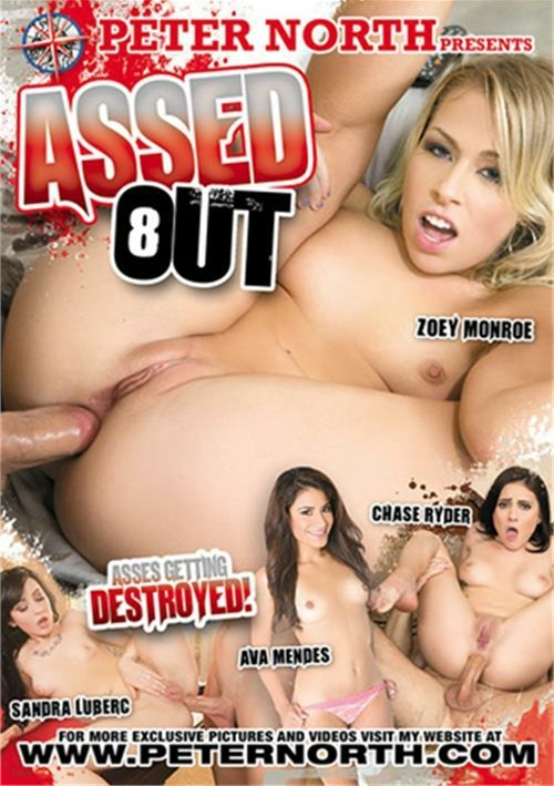 Assed Out #8- On Sale! Chase Ryder Zoey Monroe All Sex
