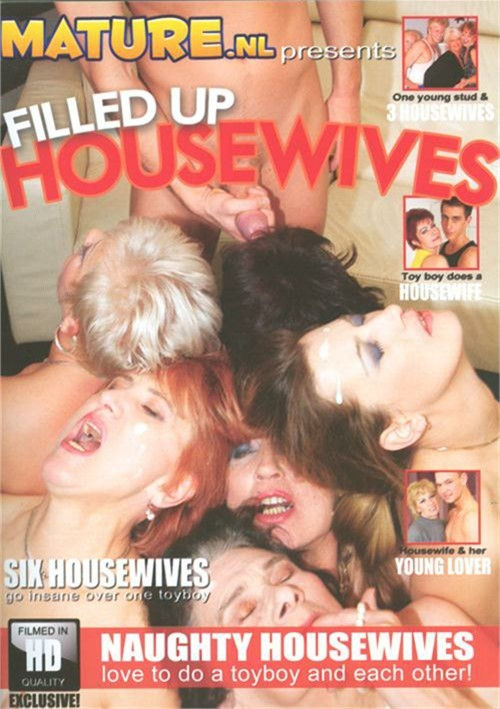 Filled Up Housewives Mature.NL 2015 Wives