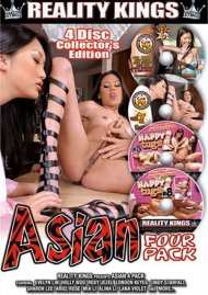 Asian 4-Pack Porn Movie