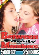 Between Family Members Porn Movie