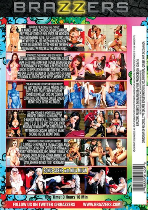 Brazzers Presents: The Parodies 6 XXX Movie