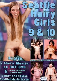 Seattle Hairy Girls 9 & 10 Porn Movie