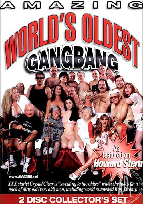 Worlds oldest gang bang