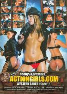 Actiongirls: Western Babes - Volume 2 Porn Movie