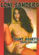 Loni Sanders Tight Assets Triple Feature Porn Movie