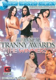 6th Annual Tranny Awards: The Winners Porn Movie