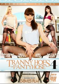 Tranny Hoes In Panty Hose 4 4K HD porn video from Goodfellas Productions.