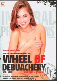 Wheel Of Debauchery Vol. 9 Porn Movie