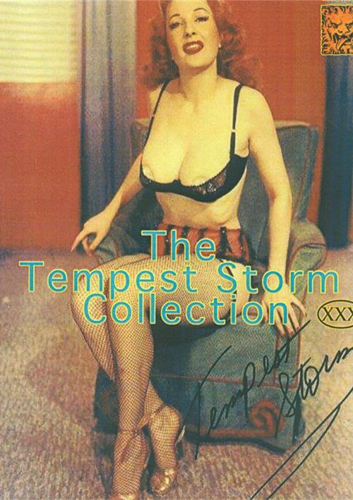 Tempest Storm Collection, The Redhead 2014 Historic Erotica
