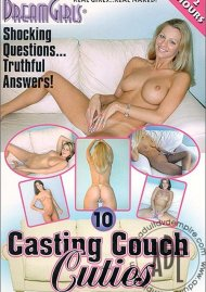 Dream Girls: Casting Couch Cuties 10 Porn Movie