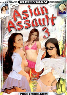Pussyman's Asian Assault 3 Porn Video