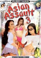Pussyman's Asian Assault 3 Porn Video