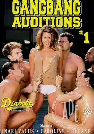 Gangbang Auditions #1 Porn Video