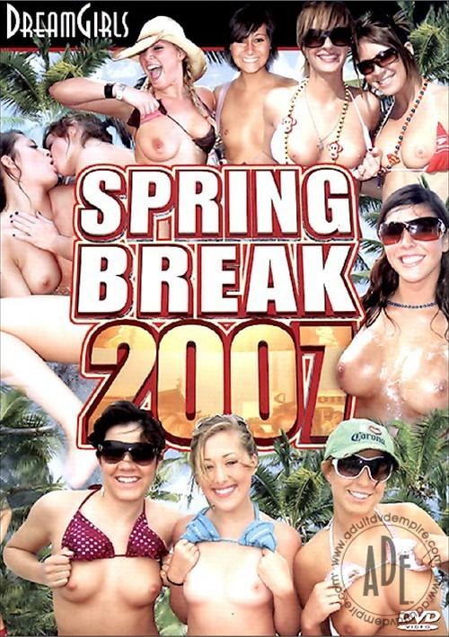 Dream Girls: Spring Break 2007