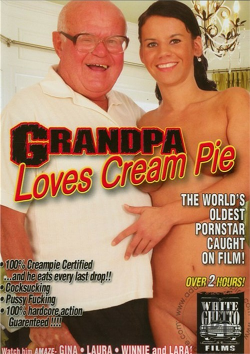 Grandpa Loves Cream Pie Felching White Ghetto Cumshots