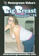 Big Breast Amateur Girls #26 Porn Movie