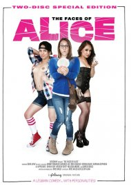 The Faces Of Alice DVD porn movie from Girlsway.