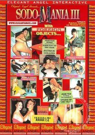 Sodomania 3: With Foreign Objects… Porn Movie