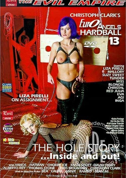 Euro Angels Hardball 13: The Hole Story